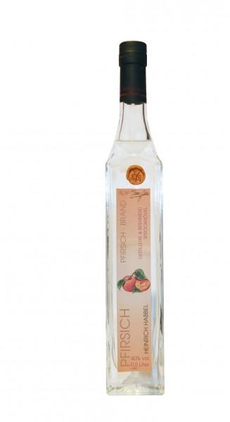Habbel's Pfirsichbrand