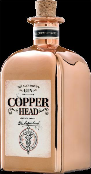 Copperhead The Original Gin The Alchemist's Gin