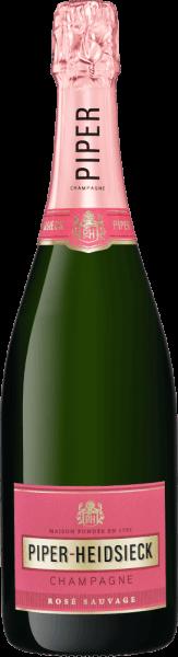 Piper Heidsieck Rose Sauvage 12% 0,75l