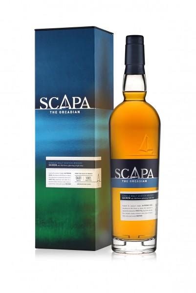 Scapa The Orcadian Skiren 0,7l 40% in Geschenkverpackung