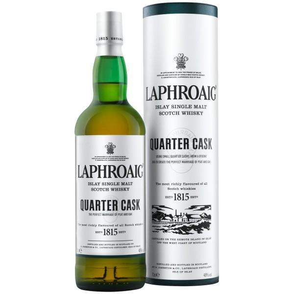 Laphroaig Quarter Cask Single Malt Scotch Whisky 0,7l 48%