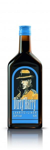 Dirty Harry Lakritz-Likör 21,5%