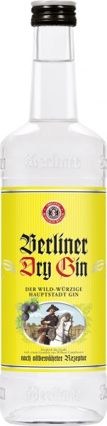 Berliner Dry Gin 41.8%