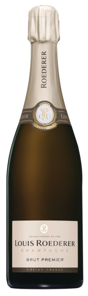 Louis Roederer Brut Premier Champagne 12% 0,75l