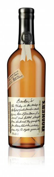 Booker's Bourbon Whiskey 62,95% 0.7l (Limited)