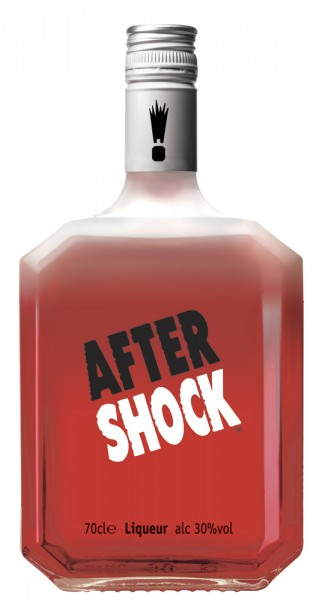After Shock Red Hot & Cool Cinnamon 30% 0,7l