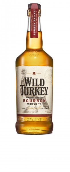 Wild Turkey Bourbon Whiskey