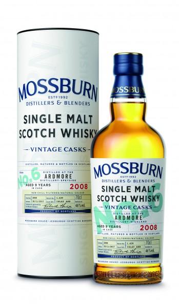 Mossburn Vintage Cask No. 6