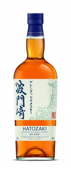 Hatozaki Japanese Blended Whisky 40% vol