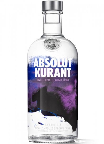 Absolut Vodka Kurant 0,7l
