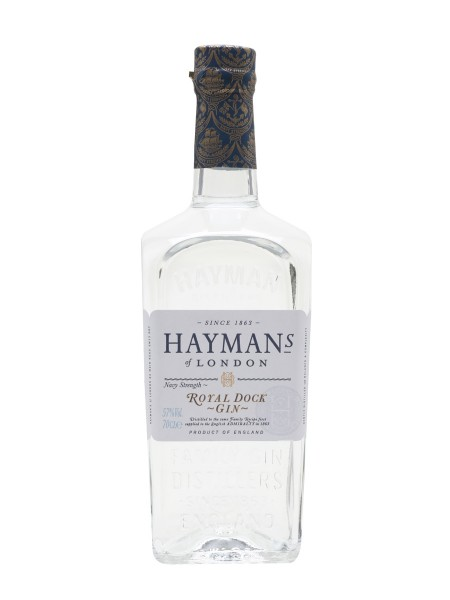 Hayman´s Royal Dock Gin 57% - 700 ml