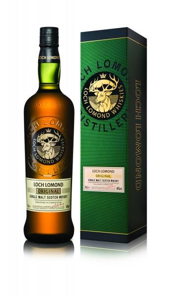 Loch Lomond Original Single Malt Whisky 0,7l 40%