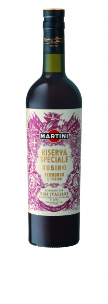 Martini Riserva Speciale Rubino 0,75l 18%