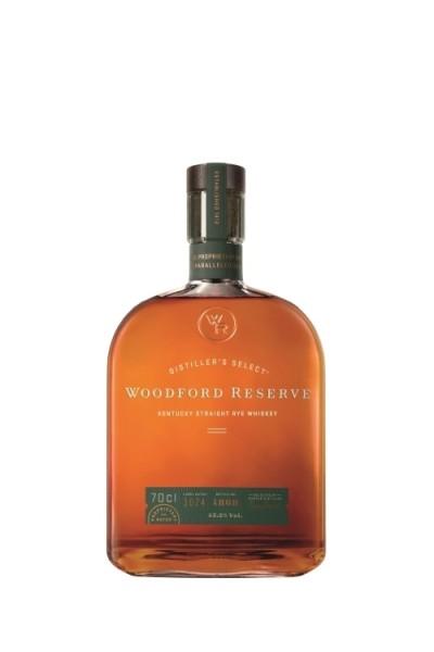 Woodford Reserve Kentucky Straight Rye 45,2% 0,7l
