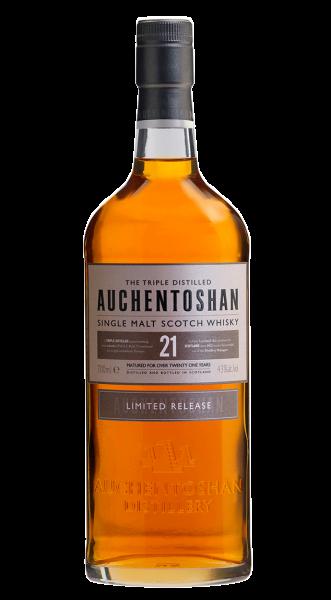 Auchentoshan 21 years Lowland Single Malt Whisky 0,7l