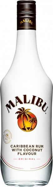 Malibu Original Carribean Rum mit Kokoslikör