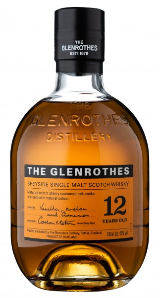 The Glenrothes 12 Years Old 40% 0.7L