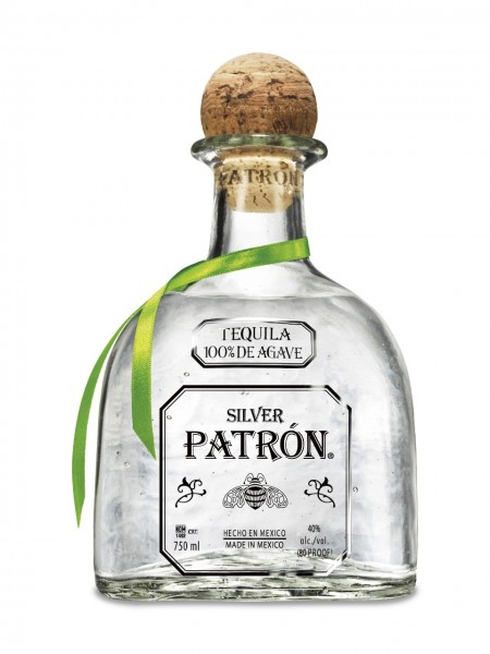 Patron Tequila Silver 40% 0,7l