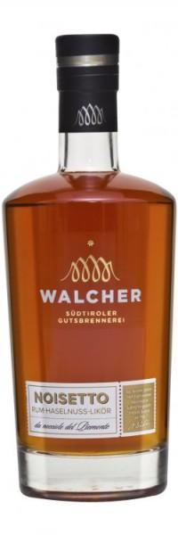 Walcher · Noisetto · Rum-Haselnusslikör 21% vol