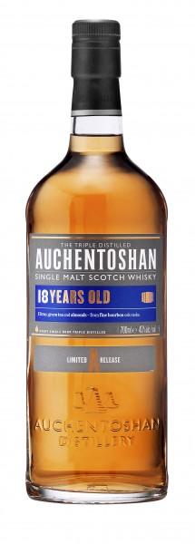 Auchentoshan 18 Years Old 43% 0,7l