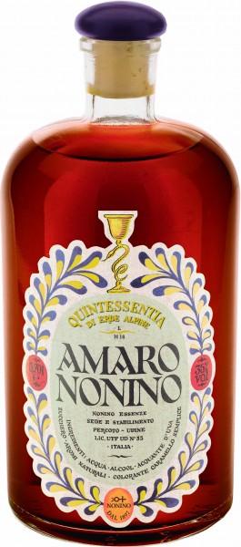Nonino Amaro Quintessentia Di Erbe Alpine