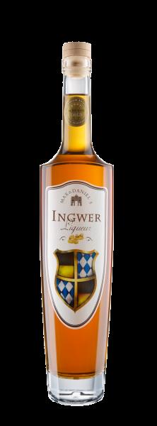 Max&Daniel´s Ingwer Liqueur 0,5L