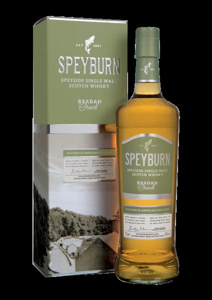 Speyburn · Bradan Orach Scotch · Single Malt Whisky 40% vol · in GP