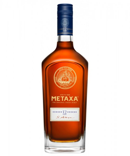 Metaxa 12 Sterne 40% 0,7l