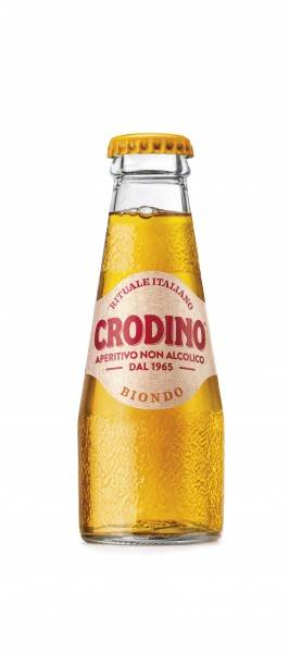 Crodino Aperitiv 0,098l (8er-Pack)