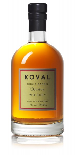 Koval Bourbon Whiskey