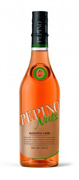 Pepino Nuts 0,7l 18%