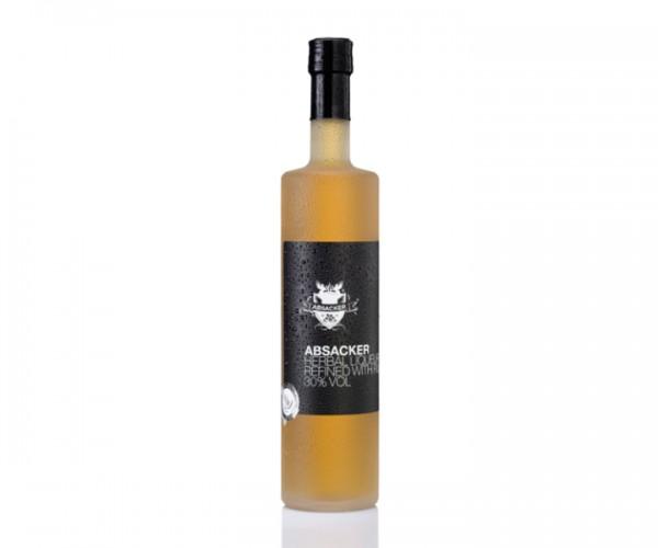 Birkenhof Absacker - Kräuterlikör verfeinert mit Rum