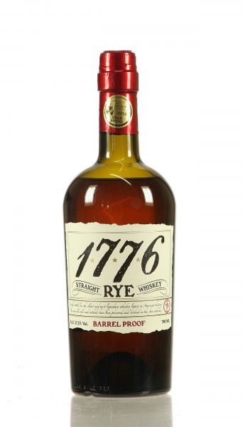 1776 Rye Barrel Proof 57,3% - 700ml