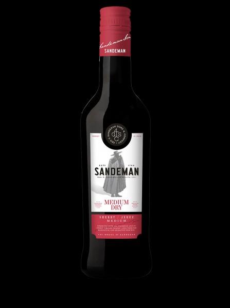 Porto Sandeman - Medium Dry 0,75l