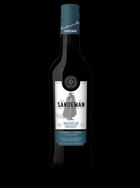 Porto Sandeman - Medium Sweet 0,75l