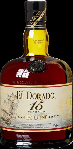 El Dorado Special 15 Years