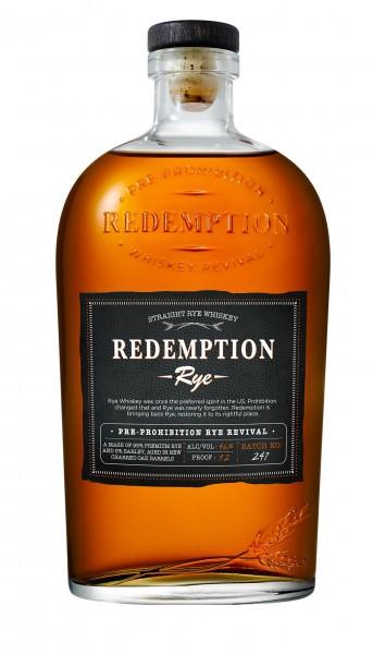 Redemption Rye Whiskey Straight Rye Whiskey
