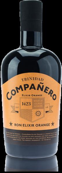 Companero Ron Elixir Orange