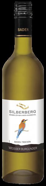 Bahlinger Silberberg Baden Weißer Burgunder QbA trocken 0,75l