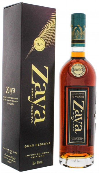 Zaya Gran Reserva 0,7L in GP