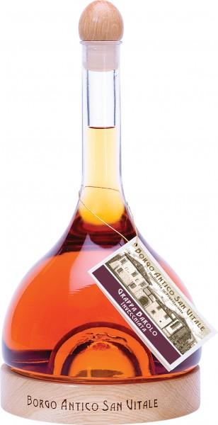 Ampolla Barolo Invecchiata Grappa 40% im Geschenkkarton 700ml