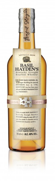 Basil Hayden's Kentucky Straight Bourbon Whiskey 40% 0,7l