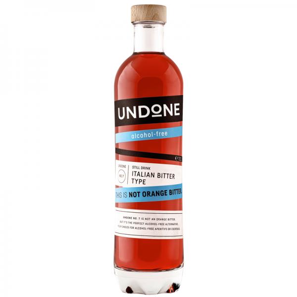 Undone NO.7 Italian Bitter Type 0,7l