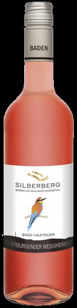 Bahlinger Silberberg Baden Spätburgunder Weißherbst QbA feinherb
