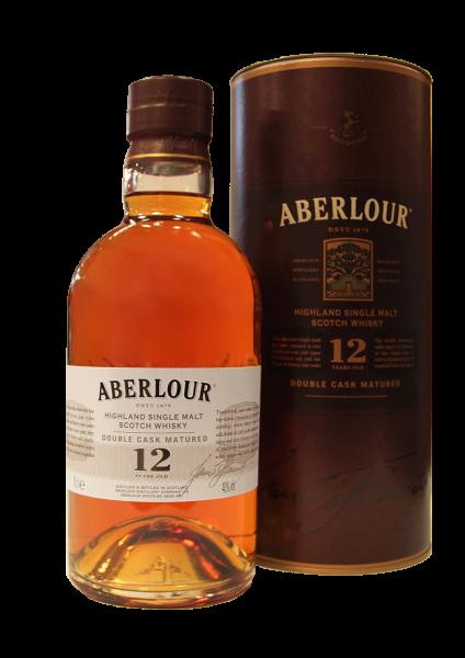 Aberlour 12 years Double Cask Matured Highland Malt Whisky 40% 0,7l