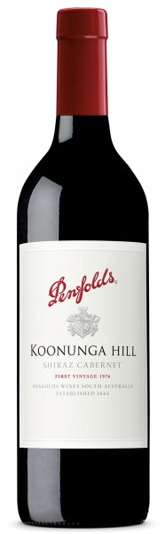 Penfolds Koonunga Hill Shiraz Cabernet 0,75l