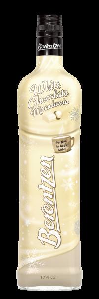 Berentzen White Chocolate Macadamia 17%