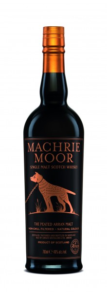 Machrie Moor Peated Arran Malt Whisky