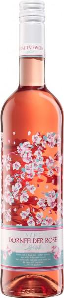 Kirschgarten Nahe Dornfelder Rosé QbA lieblich 0,75 L