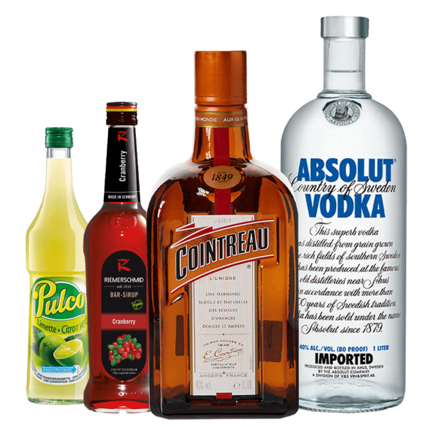 Cosmopolitan - Cocktailset